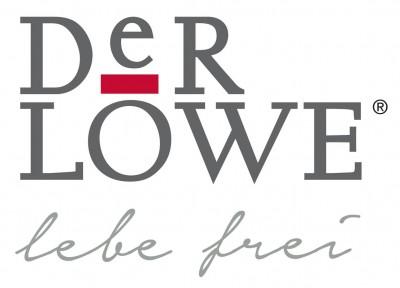 Logo Der Löwe, lebe frei