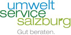 Logo umwelt service salzburg