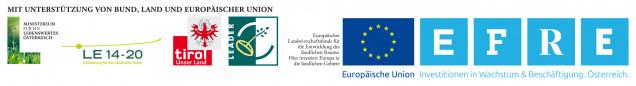 Logo EFRE LEADER